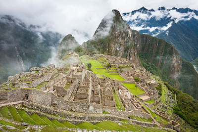 Machupicchu City of the Incas